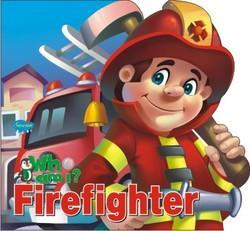 Who Am I Firefighter Books