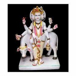 Marble Dattatreya Statues