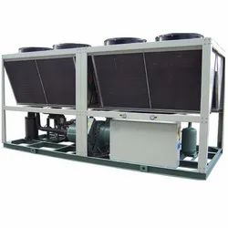 Starts from 1 ton SSPT Air Cooled Chiller, Fully Automatic, 220 - 440 V