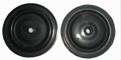 Black Rubber Diaphragm Rs 550 Piece V H Polymers Id