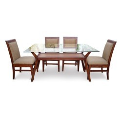Wooden Arabia 6 Seater Dining Table