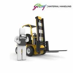 Godrej Forklift Truck Rental Services