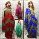 Silk Bandhani Suit