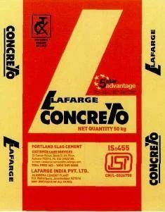 lafarge concreto price list
