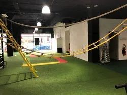 Wooden Rope Ladder for Exercise
