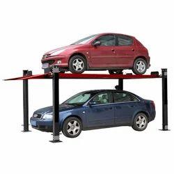 4 Post Car Parking Lift