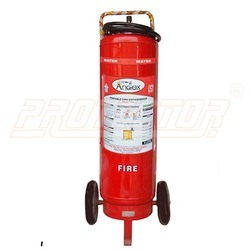 Trolley Mounted Water CO2 Fire Extinguisher