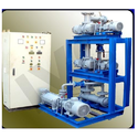 Mechanical Vacuum Booster for Distillation Industries