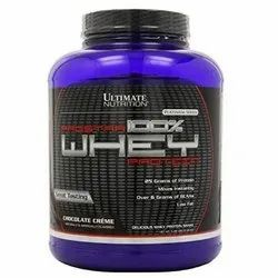 Ultimate Nutrition 100% Whey Protein Supplement, Packaging Size :5.20 Lbs