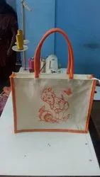 Krishna Photo Printed Bag