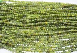 Genuine Peridot  beads.