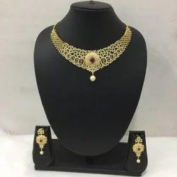 Designer GP Necklace Set