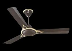 Tulip Ceiling Fan Dark Chocolate