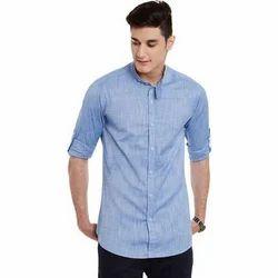 36 &40 Plain Men's Shirt