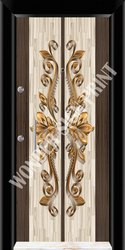 Wonder Sign Decorative Door Skin Paper
