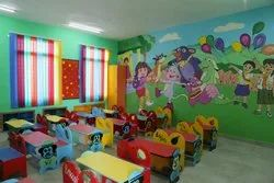 Play School Interior Designing, Number of Projects Completed: 20