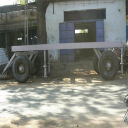 Heavy Duty Industrial Trailer