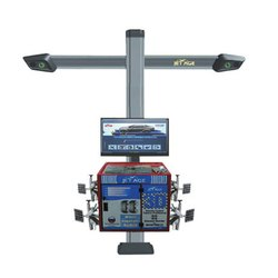 TECHNOVECTOR 3D Wheel Alignment Machine
