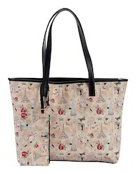 Paris Point  Tote Handbag