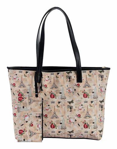 Paris Point  Tote Handbag