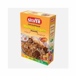 silver masala product Mutton Biryani Masala Mix