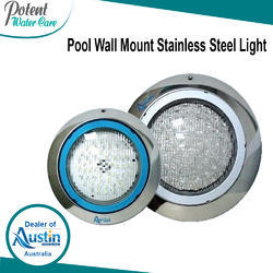 Pool Wall Mount Stainless Steel Light