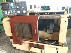 Mini CNC Lathe Saic Casati