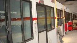Mamsons Glass Telescopic Doors, For Hotel, Interior