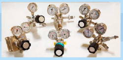 High Purity Pressure Regulator