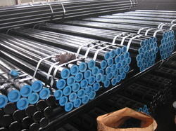ST52 carbon steel seamless pipe