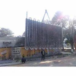 Omkar Aluminium Cooling And Oil Heating Radiator