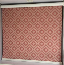 Black Window Roller Blinds, Length: Up to 3 feet