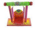 Decorative Multi-Colored Jhula