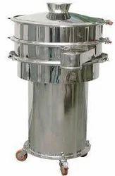 SS 316 Vibro Sifter Machine