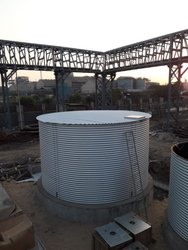 Raw Water Tanks