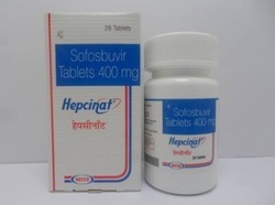 Sofosbuvir 400 mgTablets
