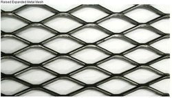 MS Expanded Metal Mesh