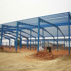 Structural Sheds Fabrication Service