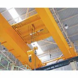 Crane Installation Work