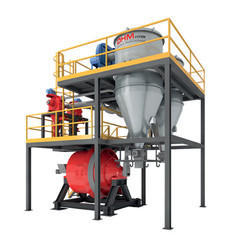 DHM Dry Grinding System