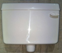 Flush Tank Side Handle