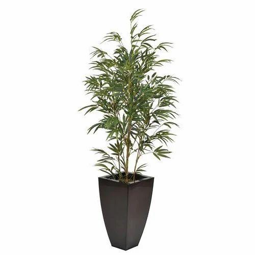 green artificial bamboo tree, rs 200 /piece, hyperboles | id