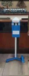 Neerjantuk Hands-Free Hand Sanitization Point