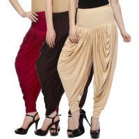 Ladies Dhoti Pants