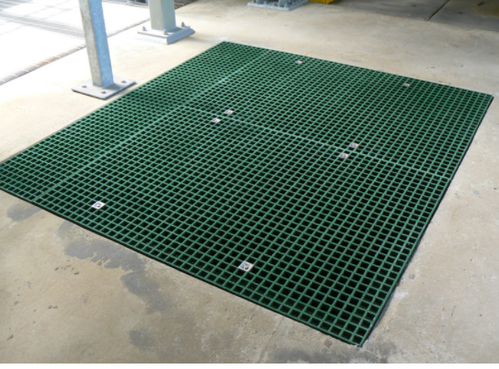 FRP Gratings - FRP Moulded Gratings Manufacturer from Chennai