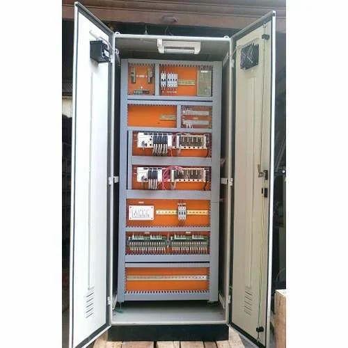 Electrical PLC Panel