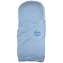 Baby Swaddler Outer shell 100% cotton except for other Accessories