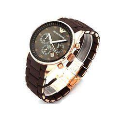 Analog Emporio Armani - Mens Wrist Watches