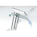 Glass Waterfall Basin Mixer
