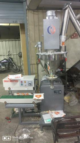Omkar Semi-Automatic Auger Packing Machine